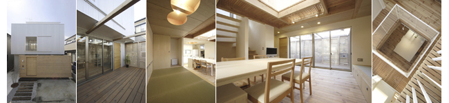 アーキテクツ・スタジオ・ジャパン (ASJ) 登録建築家 石川直子 (石川直子建築設計事務所・アトリエきんぎょばち) の代表作品事例の写真