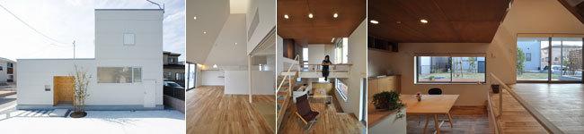 アーキテクツ・スタジオ・ジャパン (ASJ) 登録建築家 高橋岳志 (株式会社gif) の代表作品事例の写真
