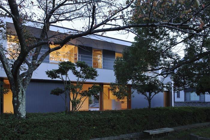 渡町の家の写真