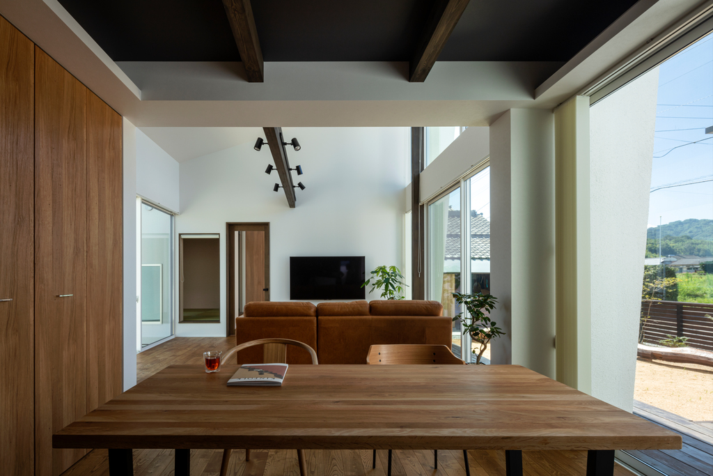 綾川町の家の写真