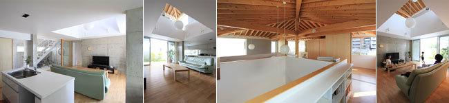 アーキテクツ・スタジオ・ジャパン (ASJ) 登録建築家 西和人 (西和人一級建築士事務所) の代表作品事例の写真
