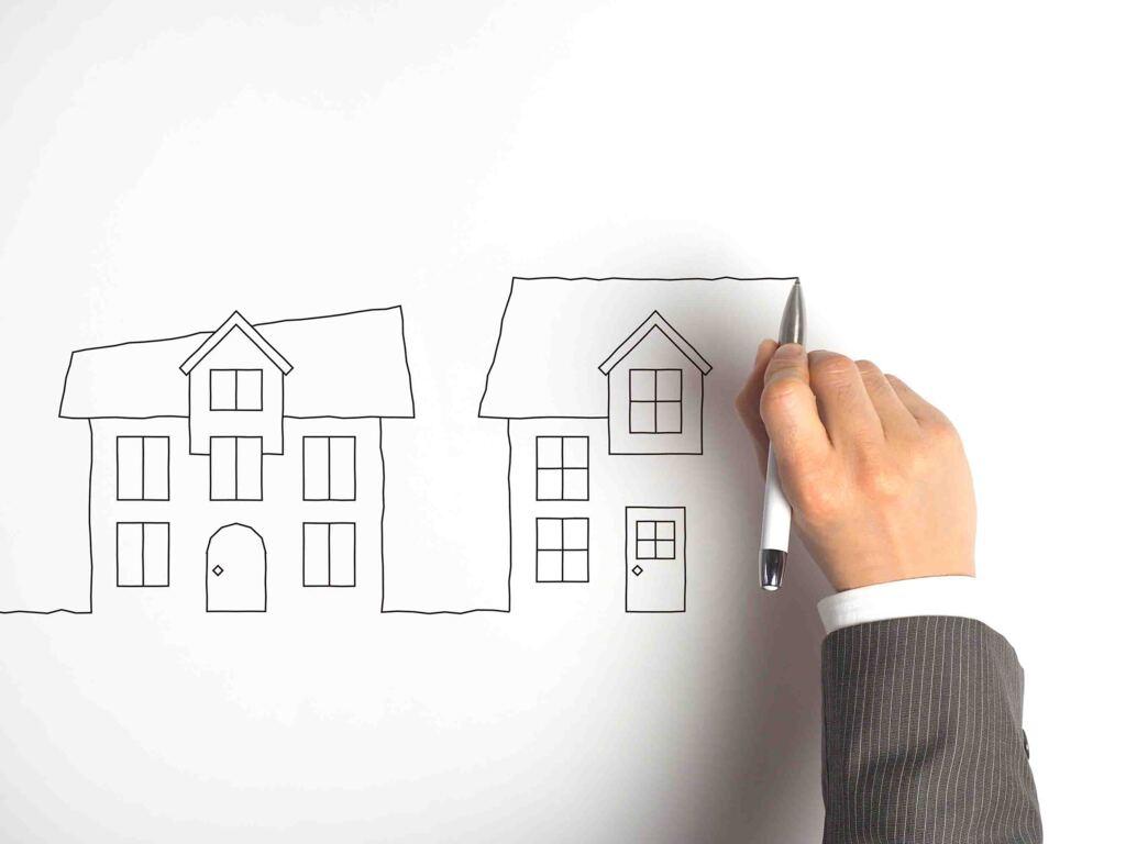 新二世帯住宅‼「実家の敷地内に住まう隣居のススメ」のイメージ