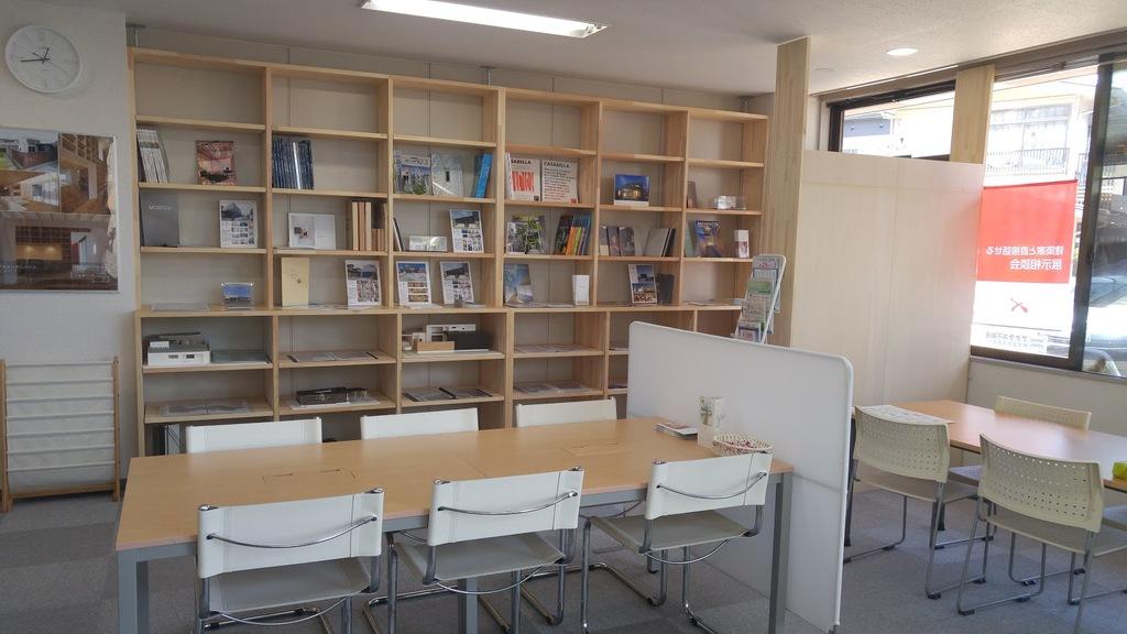 アーキテクツ・スタジオ・ジャパン (ASJ) 仙台長町スタジオの内観の写真