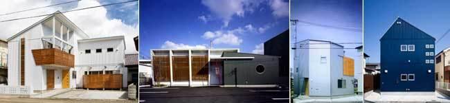 アーキテクツ・スタジオ・ジャパン (ASJ) 登録建築家 中村伸二 (中村伸二・建築研究所) の代表作品事例の写真
