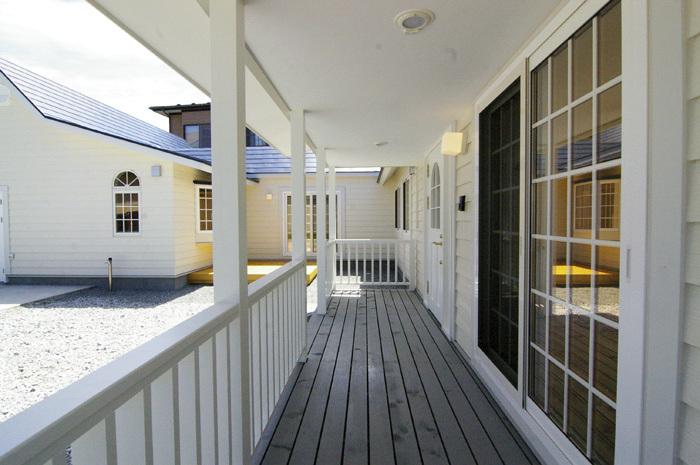 朝日町の家の写真