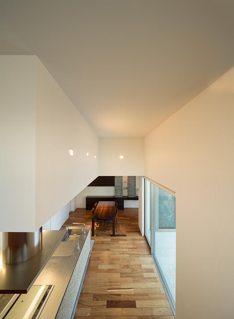 N8-houseⅢ-BOXの家の写真