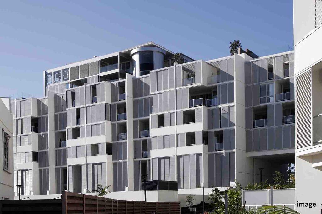 賃貸併用で収益を上げる建物づくりのイメージ