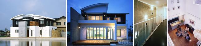アーキテクツ・スタジオ・ジャパン (ASJ) 登録建築家 福田憲之 (福田憲之建築設計室) の代表作品事例の写真