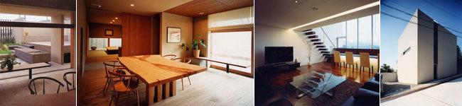 アーキテクツ・スタジオ・ジャパン (ASJ) 登録建築家 内川敏男 (内川建築設計室) の代表作品事例の写真