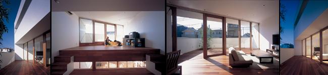 アーキテクツ・スタジオ・ジャパン (ASJ) 登録建築家 室喜夫 (有限会社藤原・室建築設計事務所) の代表作品事例の写真