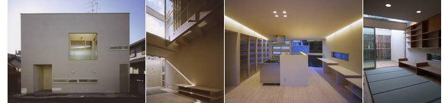 アーキテクツ・スタジオ・ジャパン (ASJ) 登録建築家 曽束真治 (ソツカ建築アトリエ) の代表作品事例の写真