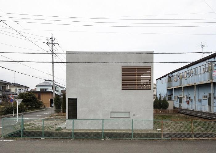 ギャラリーのある家