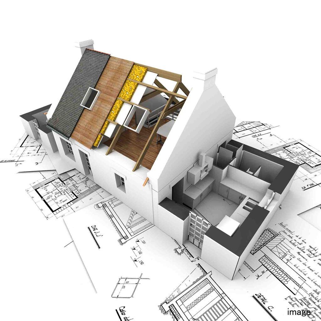 建築家のリフォームのイメージ