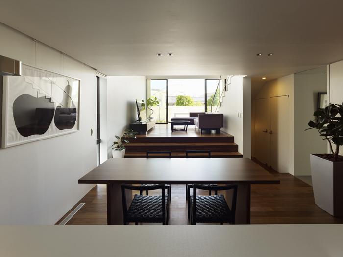 白の家(松本の家Ⅲ)の写真