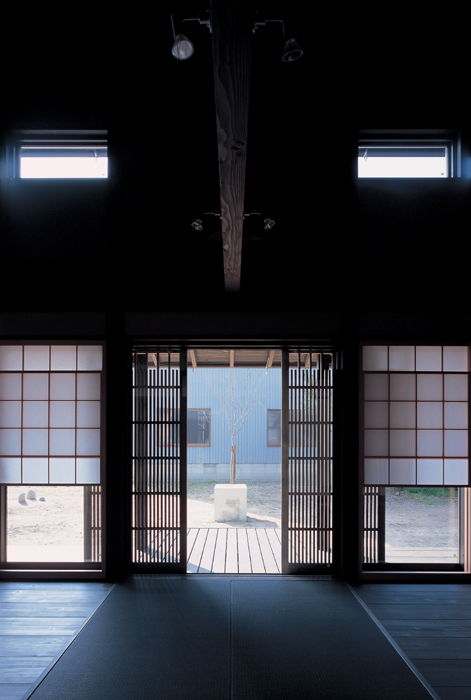 月瞑庵の写真