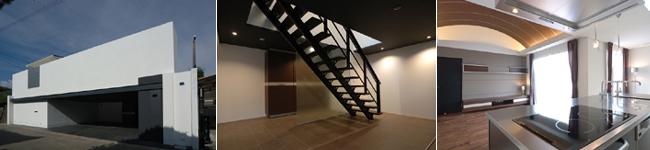 アーキテクツ・スタジオ・ジャパン (ASJ) 登録建築家 下田賢一 (住宅デザイン設計事務所 EIIE) の代表作品事例の写真