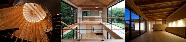 アーキテクツ・スタジオ・ジャパン (ASJ) 登録建築家 鶴田伸介 (熊工房) の代表作品事例の写真