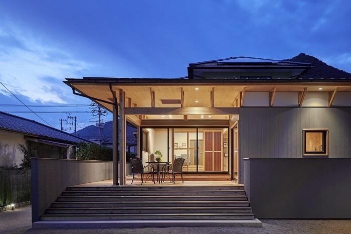 ビゼンの家の写真