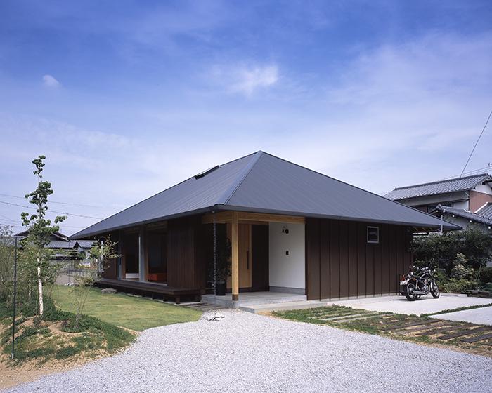 東山崎の家