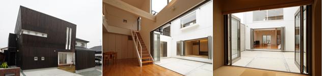 アーキテクツ・スタジオ・ジャパン (ASJ) 登録建築家 岩瀬隆広 (岩瀬隆広建築設計) の代表作品事例の写真