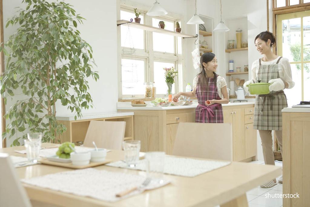 「家庭と仕事のための快適な家づくり」のイメージ