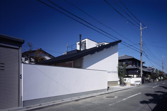四条大路の家の写真