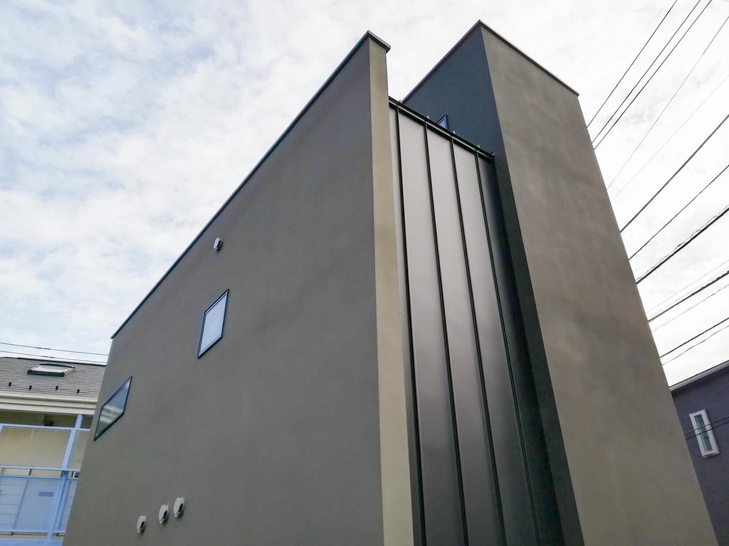 「十条の狭小住宅」完成見学会のイメージ