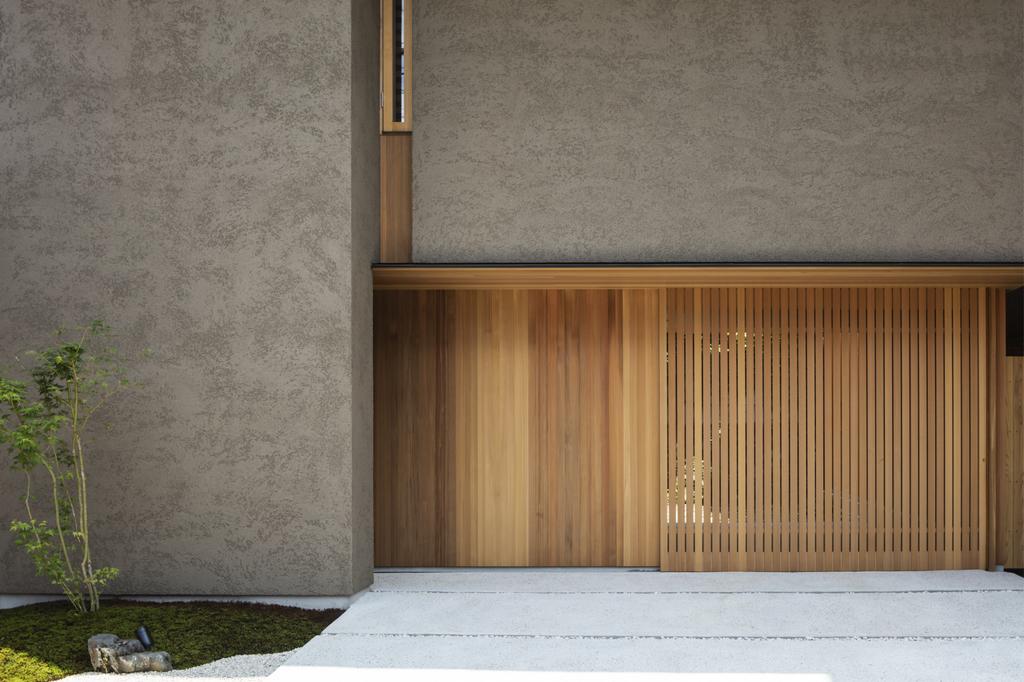 京都の家の写真