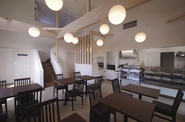 カフェ&デリ MARC(マルク)+マカセッセの写真