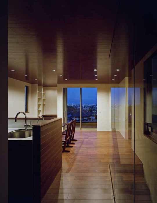 地平線の家の写真