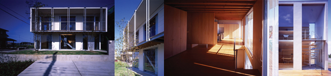 アーキテクツ・スタジオ・ジャパン (ASJ) 登録建築家 小平惠一 (小平惠一建築研究所) の代表作品事例の写真