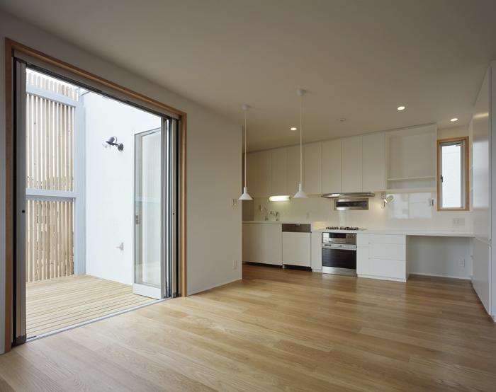 世田谷岡本の家の写真