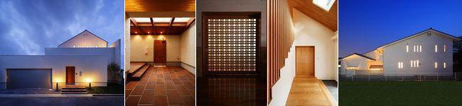 アーキテクツ・スタジオ・ジャパン (ASJ) 登録建築家 北野彰作 (北野彰作建築研究所) の代表作品事例の写真