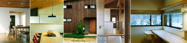 アーキテクツ・スタジオ・ジャパン (ASJ) 登録建築家 金子勉 (一級建築士事務所 金子勉建築設計事務所) の代表作品事例の写真