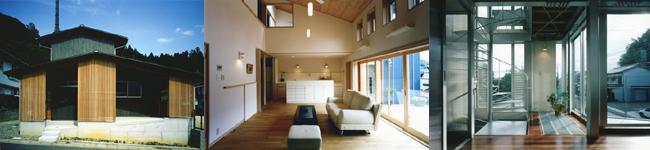アーキテクツ・スタジオ・ジャパン (ASJ) 登録建築家 山根秀明 (有限会社アイエムユウ建築設計事務所) の代表作品事例の写真