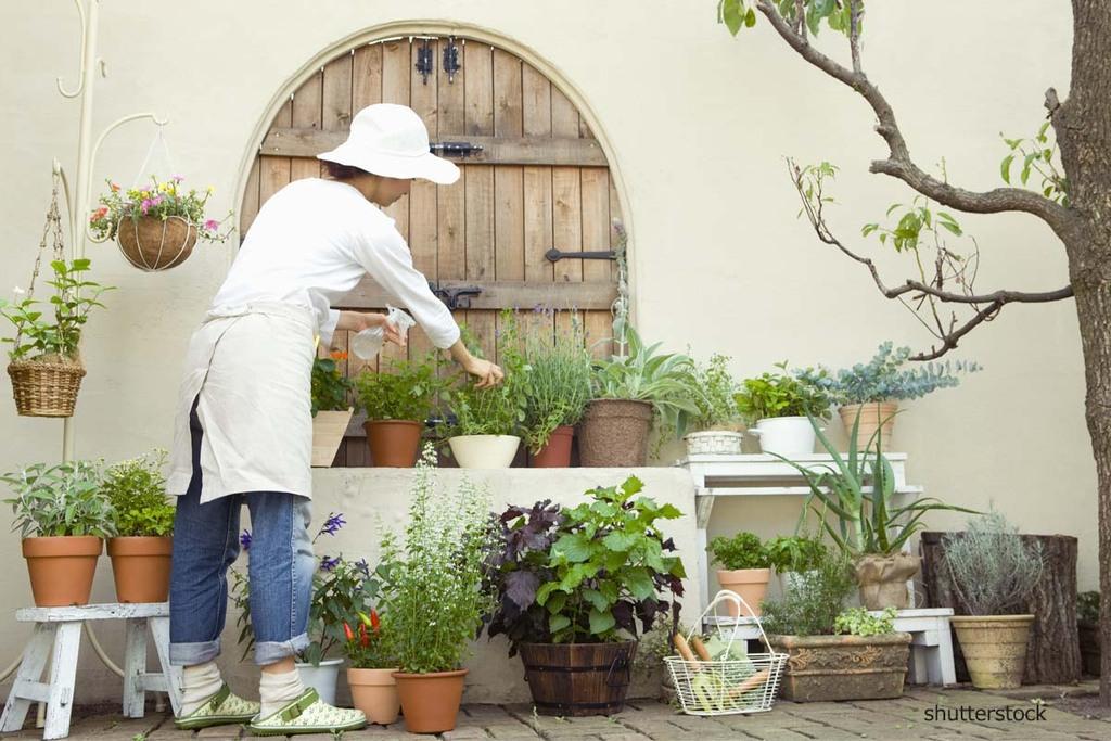 『中庭で快適な空間を』~施工事例紹介~のイメージ
