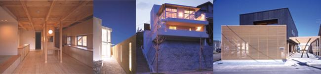 アーキテクツ・スタジオ・ジャパン (ASJ) 登録建築家 佐藤成美 (Atelier tect inc.一級建築士事務所) の代表作品事例の写真
