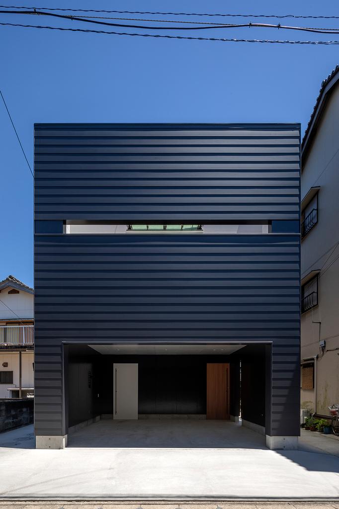 美波町の家