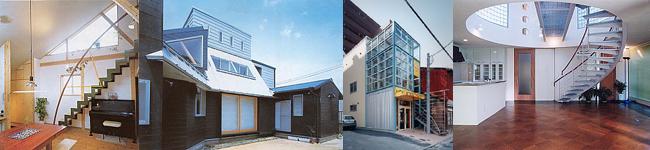 アーキテクツ・スタジオ・ジャパン (ASJ) 登録建築家 松尾和昭 (松尾和昭建築計画室) の代表作品事例の写真