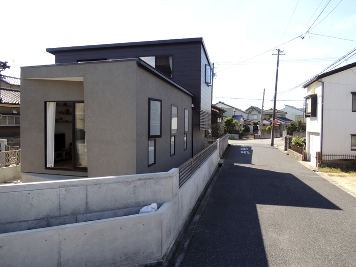 H邸の写真
