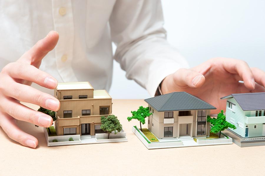 【終了しました】建築家とメーカーの家づくりの違いのイメージ