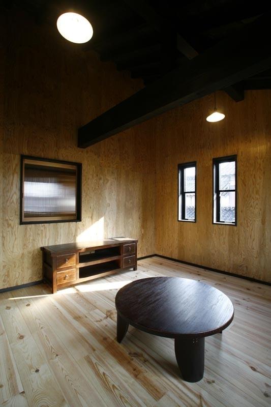 居酒屋風の家の写真