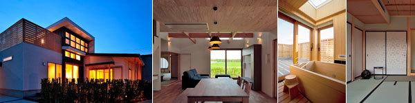 アーキテクツ・スタジオ・ジャパン (ASJ) 登録建築家 碇谷規幸 (I・N設計スタジオ) の代表作品事例の写真