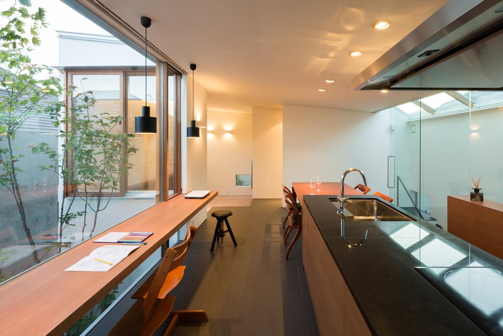 キッチンから考える ~家族全員が快適に過ごすための建築家の提案~のイメージ