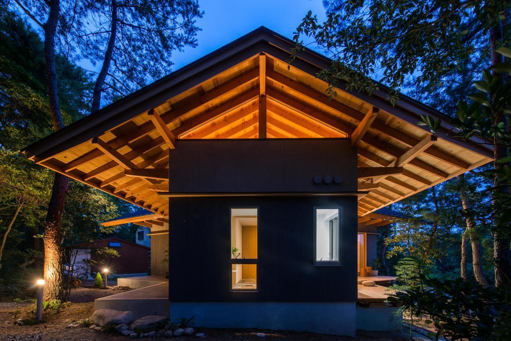 尾高高原の家の写真