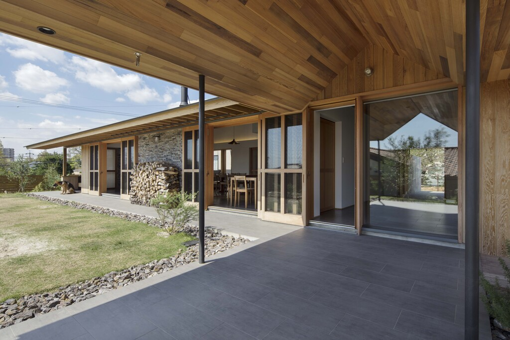刈谷の家の写真